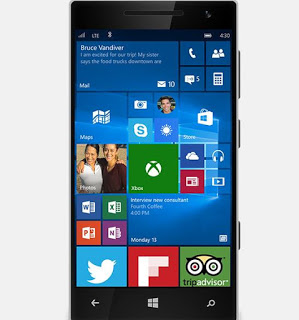 Windows 10 en teléfonos Microsoft Lumia