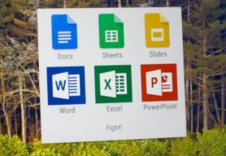 Aplicación de oficina