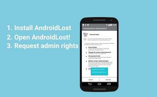 Android está perdido