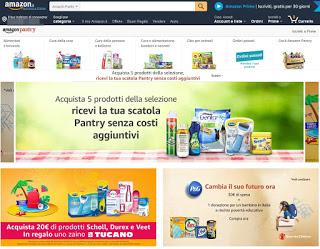 Tiendas en línea de Amazon