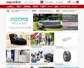 Tiendas en línea Coop
