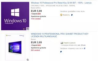 comprar licencia de windows 10