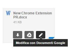editar archivos adjuntos de Office en Gmail
