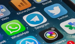 aplicación de mensajes de texto