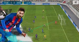 Pro Evolution Soccer en el móvil