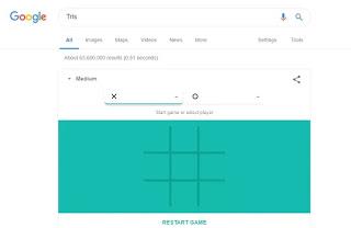 Tris en Google