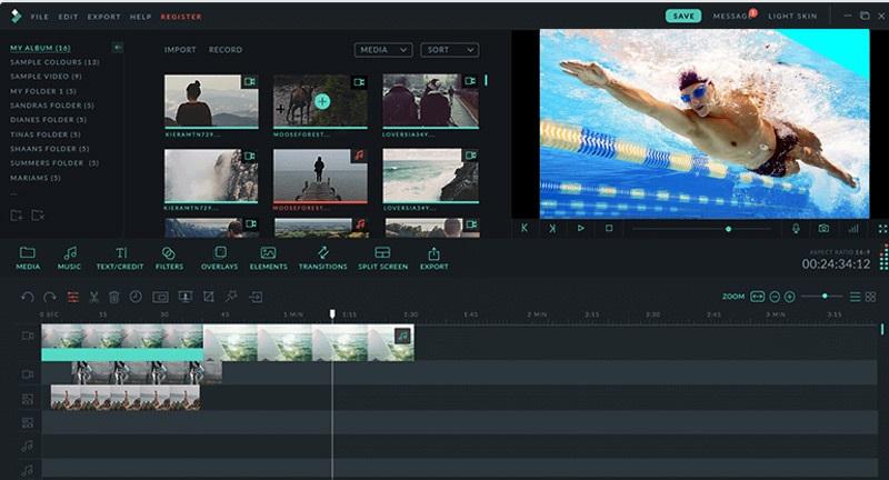 ¿Cómo activo el programa de edición de video Wondershare Filmora?  Guía paso a paso 1