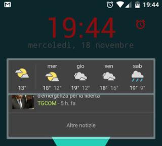 cómo configuré mi Android