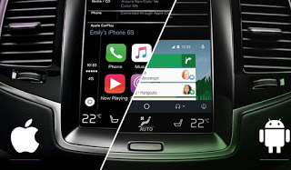 mejor android auto o carplay