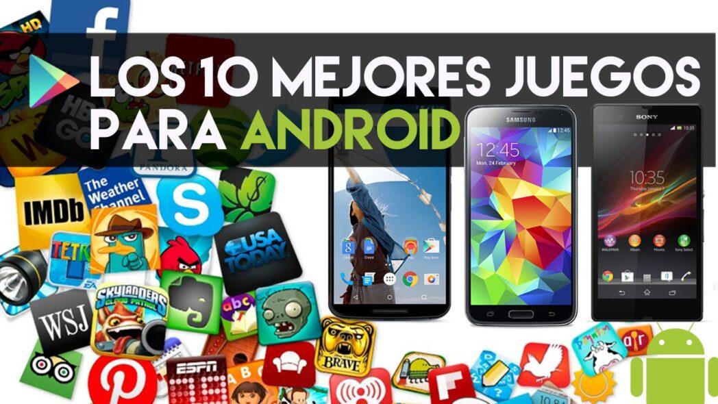 10 mejores juegos de android de 2015 video