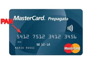 Número de Tarjeta de Crédito