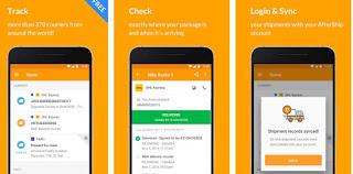 Seguimiento del paquete App_AfterShip