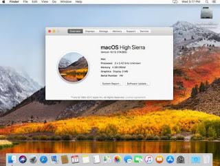 Inicio de MacOS