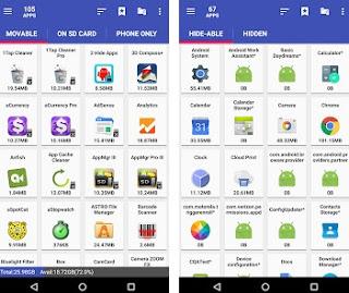 Aplicación AppMgr_III