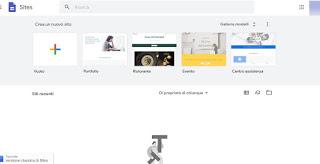 Sitios de Google