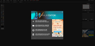 Sitio web de Pixlr