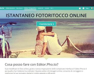 Sitio web de Pho.to