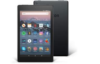Tableta de Amazon