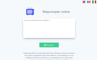 Teleprompter en línea
