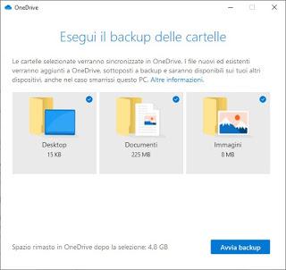 Sincronización de OneDrive