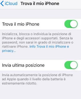 Encuentra iPhone