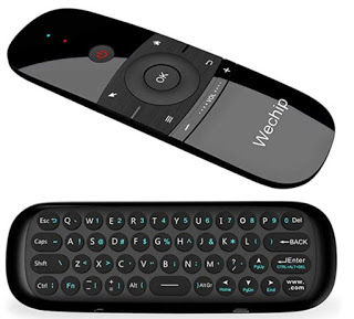 Teclado Air Mouse