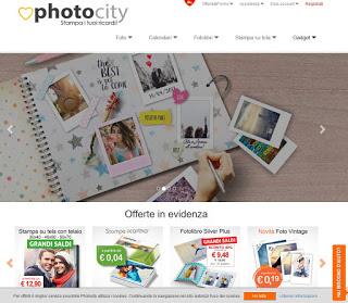 Sitio web de PhotoCity