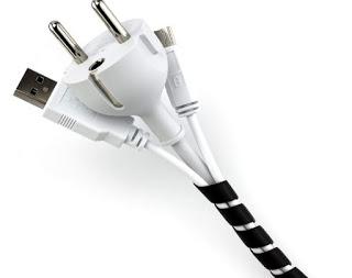 Funda de cable