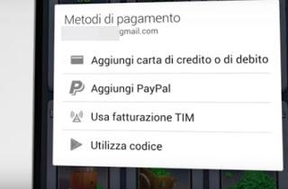 Tarjeta SIM Android