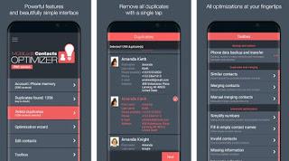 App_Contacts Optimizer
