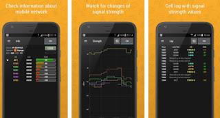 Aplicación Cell Signal Monitor