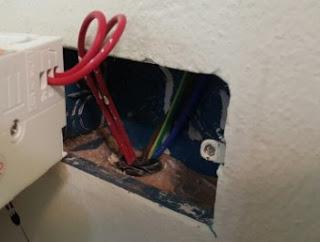 Cables del termostato
