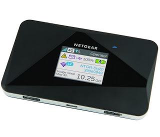 Enrutador Netgear AC785-100EUS