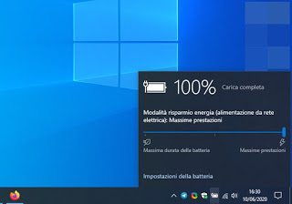 Limitador de Windows 10