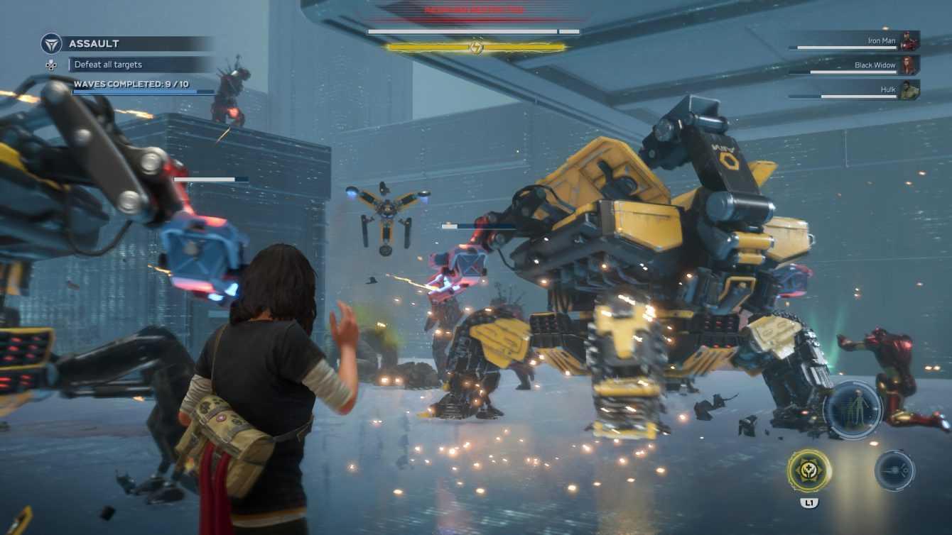 Marvel Avengers: Cómo superar los problemas de daño