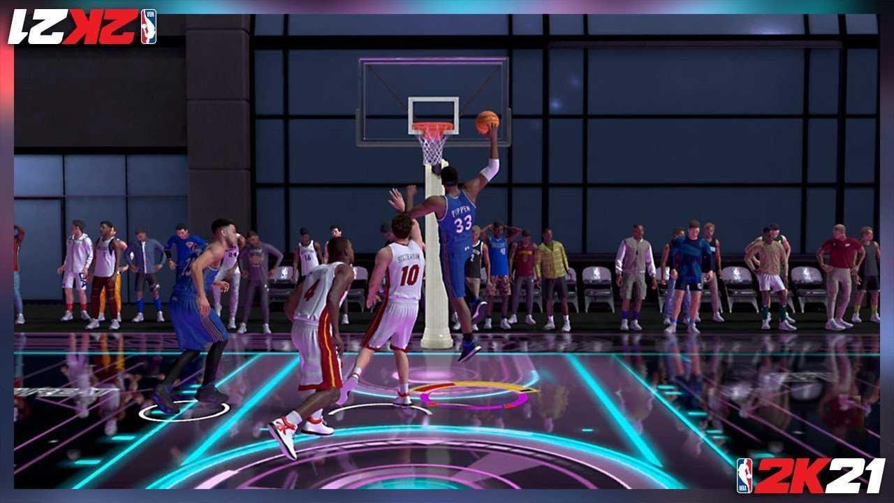 NBA 2K21: Cómo ganar rápidamente un VC