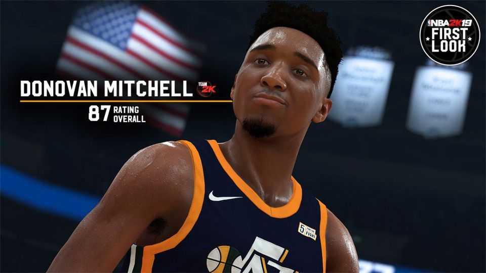 NBA 2K19: los mejores jugadores en todas las posiciones