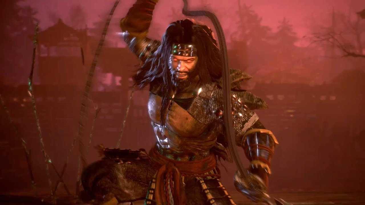 Guía Nioh Boss 2: Cómo derrotar a Hachisuku Koroku