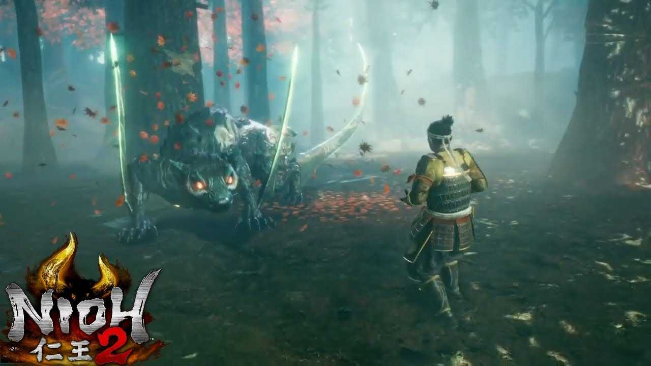 Boss Guide Nioh 2: Cómo derrotar a Kamaytachi
