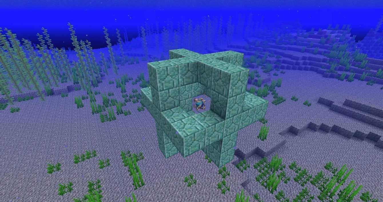 Minecraft: cómo encontrar el corazón del mar y hacer el cableado
