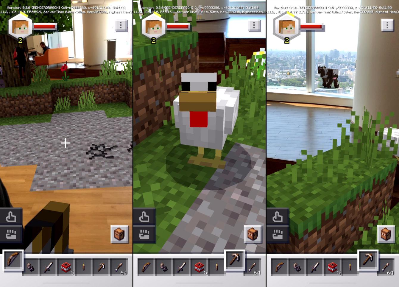 Minecraft Earth: consejos y trucos para empezar a jugar