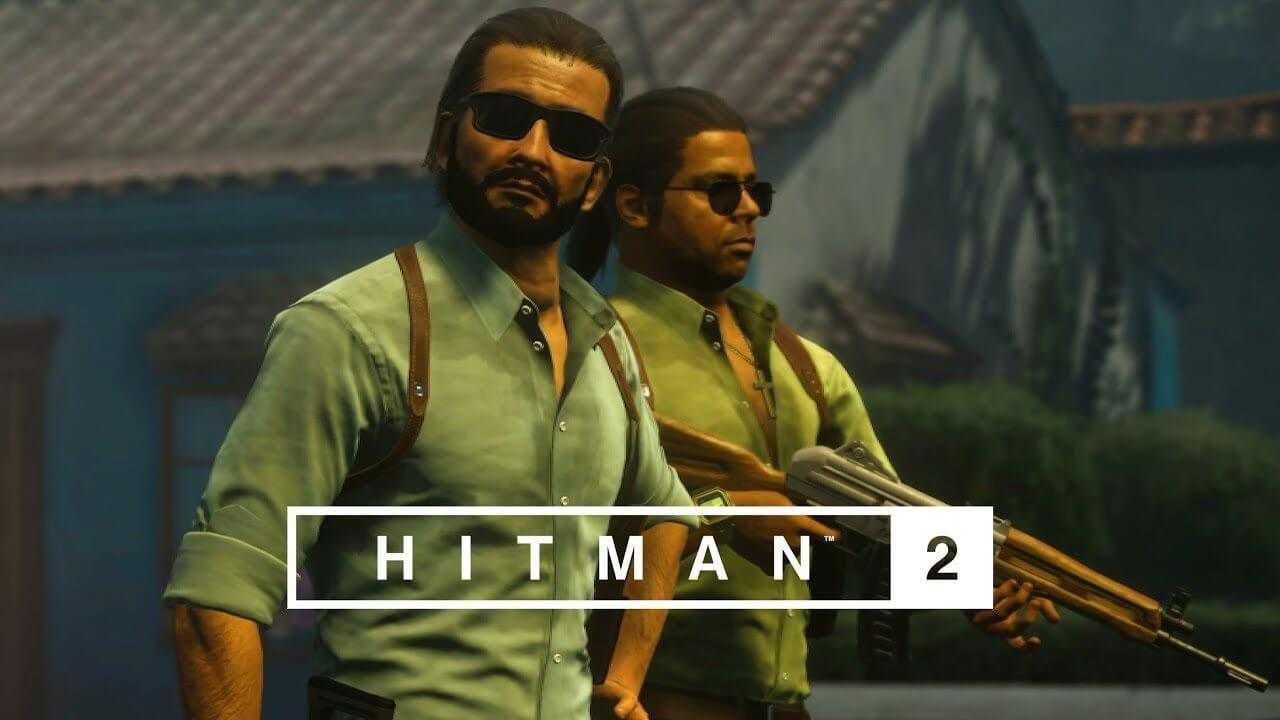 Hitman 2: Columbia, misiones pasajeras Guía