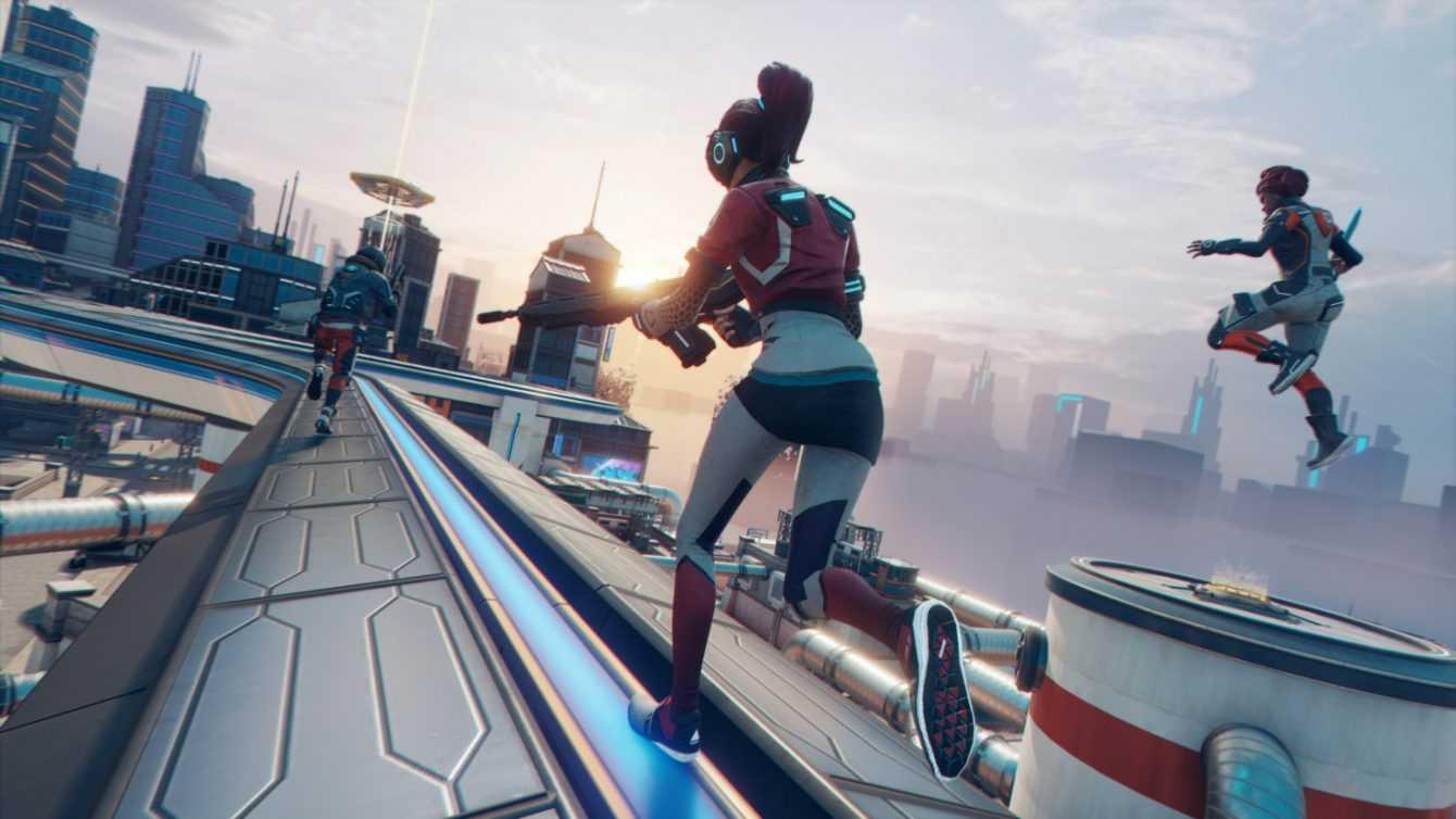 Hyper Scape: una guía y lo que necesita saber sobre el nuevo piano de batalla de Ubisoft