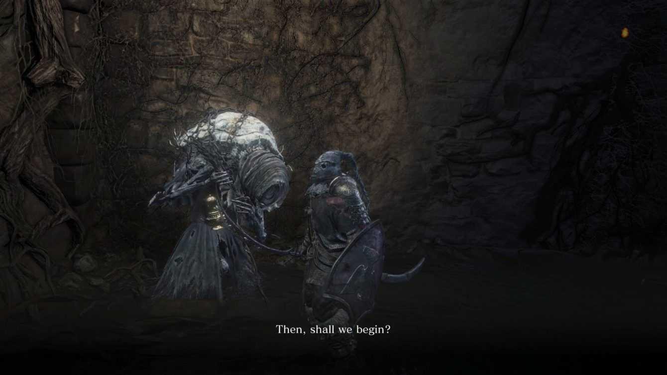 Dark Souls III, una búsqueda del matrimonio con Henri Astorski Guía