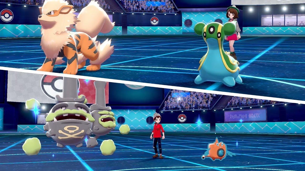 Pokémon Sword and Shield: Cómo cambiar la naturaleza de Pokémon