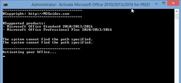 ¿Cómo activar Microsoft Office 2013 de forma rápida y sencilla?  Guía paso a paso 12