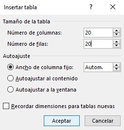 ¿Cómo crear rápida y fácilmente un crucigrama en Microsoft Word?  Guía paso a paso 4