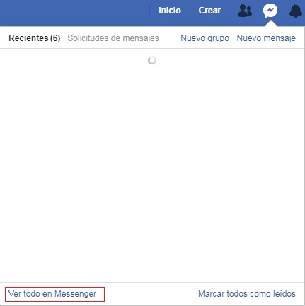 ¿Cómo recuperar todos los mensajes eliminados de Facebook y FB Messenger?  Guía paso a paso 3