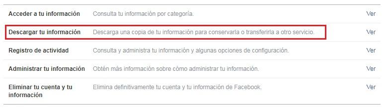 ¿Cómo recuperar todos los mensajes eliminados de Facebook y FB Messenger?  Guía paso a paso 13