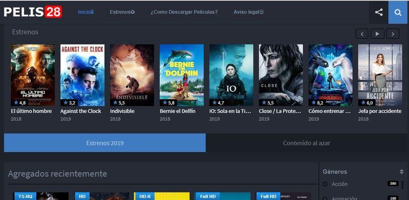 Latelete.tv cierra.  ¿Qué alternativas a ver series de televisión y películas siguen abiertas?  Lista 2019 4